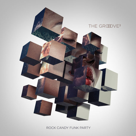 Rock Candy Funk Party / The Groove Cubed (2LP)
