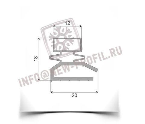 Уплотнитель 108*53см  для холодильника Орск 2. Профиль 013