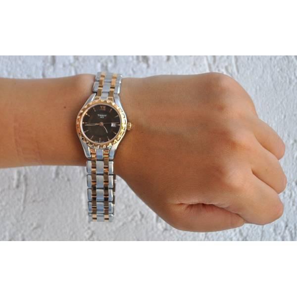 часы tissot t035617a - YouTube