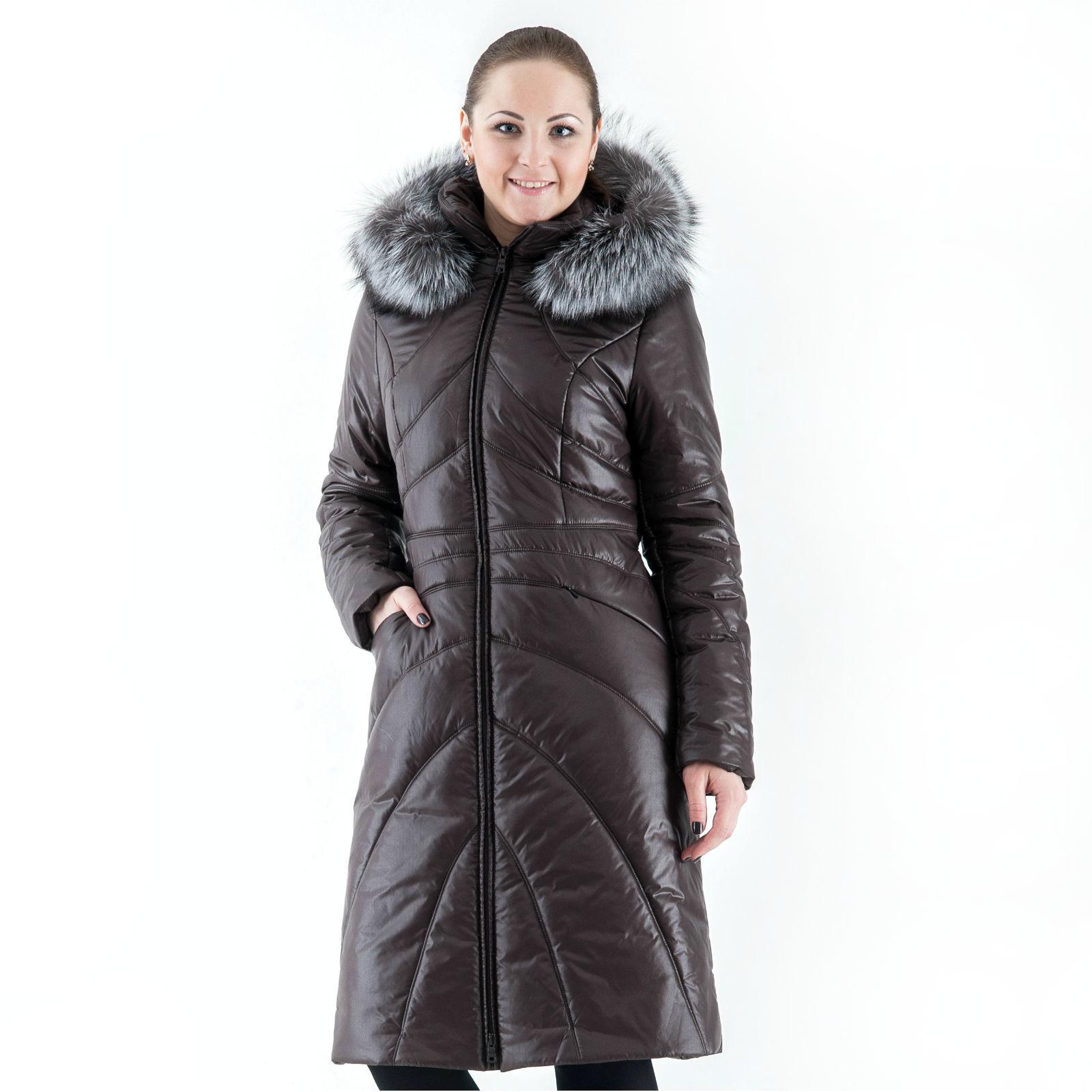 Купить Женское зимнее пальто Arabica (Арабика) по выгодной цене от ... 59acfbb5a1284