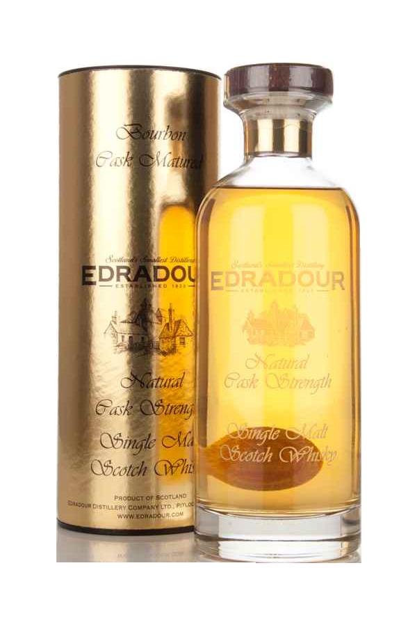 Edradour Bourbon Cask Matured