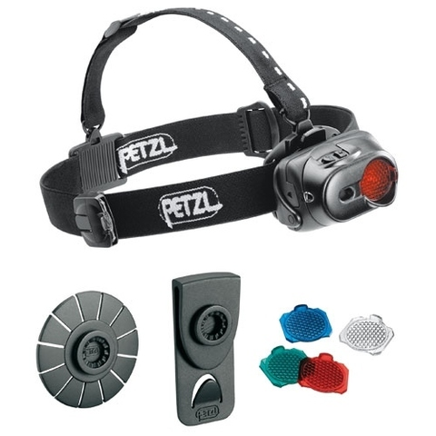 Фонарь Petzl Tactikka XP Adapt (E89P)