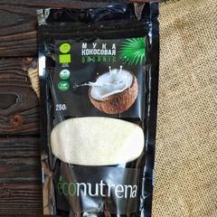 Мука кокосовая органическая