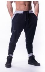Мужские брюки Nebbia AW 731 black