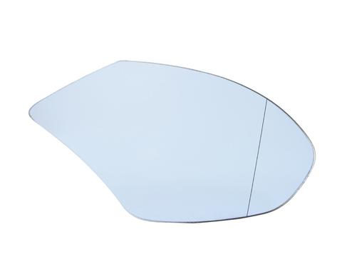 Зеркальный элемент SaferView сферический левый - золото