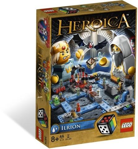 LEGO Heroica: Илрион 3874