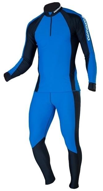 Раздельный лыжный комбинезон Noname XC suit (680162) синий фото