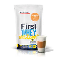 Be first WHEY instant (900гр/ капучино)