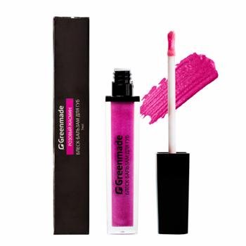 Блеск-бальзам для губ Розовый жасмин Тон 07 Greenmade