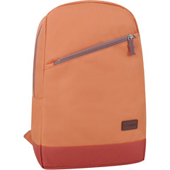Рюкзак Bagland Amber 15 л. рыжий/кирпич (0010466)