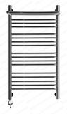 Полотенцесушитель электрический ED34-124 120х40