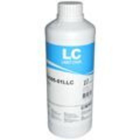 Чернила InkTec E0010 /LC light cyan (светло голубой) Dye 1л.