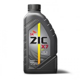ZIC X7 LS 10W-30 - Синтетическое моторное масло (1л)
