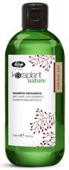 Шампунь против выпадения волос - Lisap Keraplant Nature Anti-Hair Loss Shampoo 1000 мл