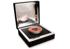 Подарочная шкатулка с черной икрой Classic, 250г