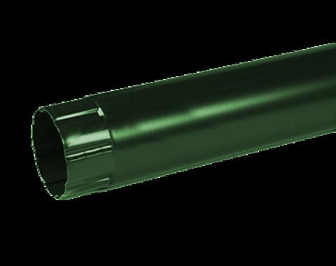 Труба водосточная металлическая МеталлПрофиль МП Престиж 125 х 100 3 м
