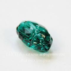 5728 Бусина Скарабей Сваровски Emerald 12 мм