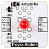 Светодиод 5 мм (Troyka-модуль)