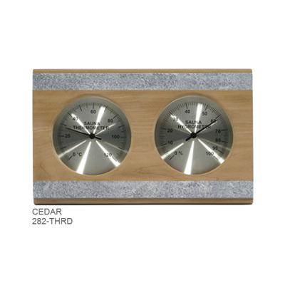 Термометры и гигрометры: Термогигрометр SAWO 282-THRD термометры и гигрометры гигрометр sawo 220 hd