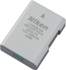 Аккумулятор Nikon EN-EL14a Original (Батарея для фотоаппарата Никон)