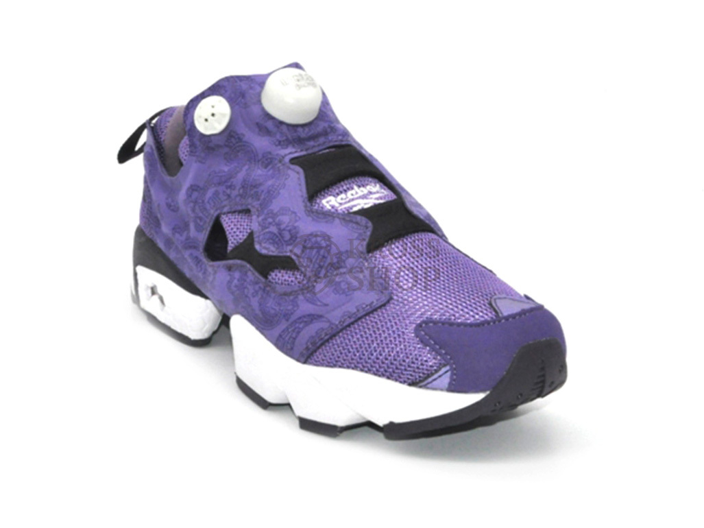 Reebok Women's Insta Pump Fury Purple
