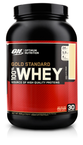 ON 100% Whey  Gold Standard,   2 lbs.