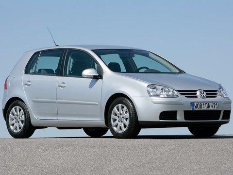 Чехлы на Volkswagen Golf 5 2005–2009 г.в.