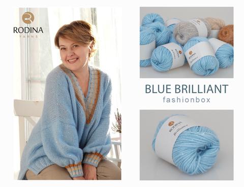 BLUE BRILLIANT Fashionbox