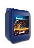 Gazpromneft Diesel Premium 5W-40 - Полусинтетическое моторное масло (20л)