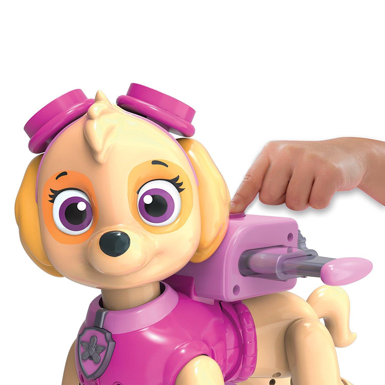 Щенячий патруль Интерактивный робот щенок Скай
