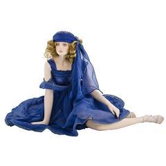 Кукла фарфоровая коллекционная Marigio Giulia