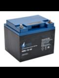 Аккумулятор Парус Электро HML-12-40  ( 12V 40Ah / 12В 40Ач ) - фотография