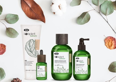 Себорегулирующий шампунь - Keraplant Nature Sebum-Regulating Shampoo