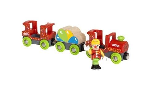 BRIO 33756 Цирковой поезд