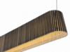 светильник копия   SECTO  Owalo 7000 pendant, walnut