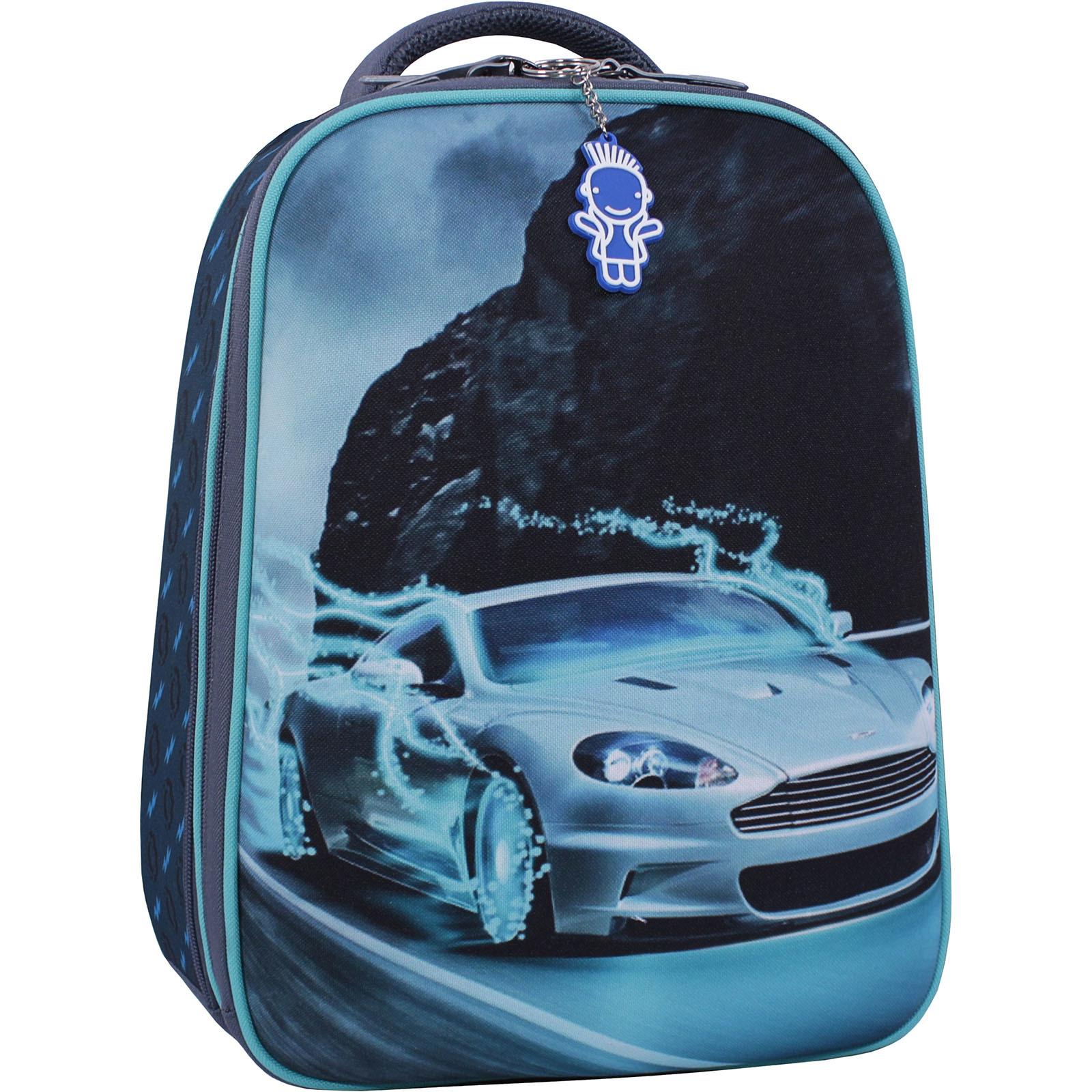 Школьные рюкзаки Рюкзак Bagland Turtle 17 л. сiрий 558 (0013466) IMG_2311_суб.558_.JPG