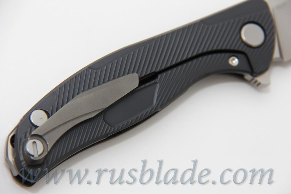CUSTOM Shirogorov HATI  SEASHELL KNIFE