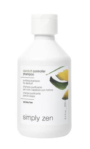 Шампунь от перхоти dandruff controller shampoo simply zen