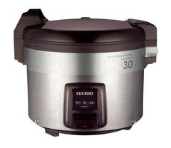 Коммерческая рисоварка на 30 порций для ресторанов и кафе Cuckoo CR-3031V