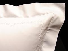 Пододеяльник 200х220 Christian Fischbacher Luxury Nights Sweet Dreams 557 белый