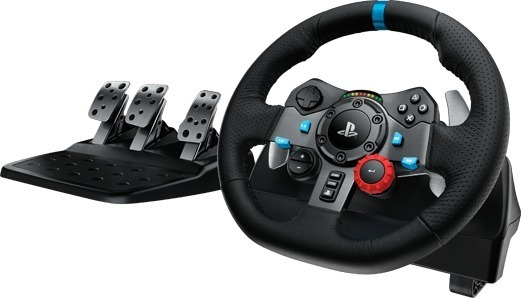 Игровой руль Logitech G29 Driving Force для PC/PS3/PS4