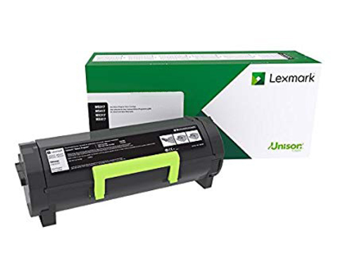 Картридж Lexmark Black High Yield для B2338dw, MB2338adw, B2442dw, MB2442adwe, B2546dw, MB2546adwe, B2650dw, MB2650adwe (b255x00/b250xa0)