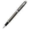 Parker IM Core - Dark Espresso CT, перьевая ручка, F