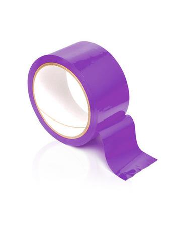 Лента-скотч бондажная Pleasure Tape фиолетовый