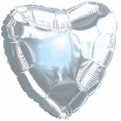 F 32 Сердце Серебро