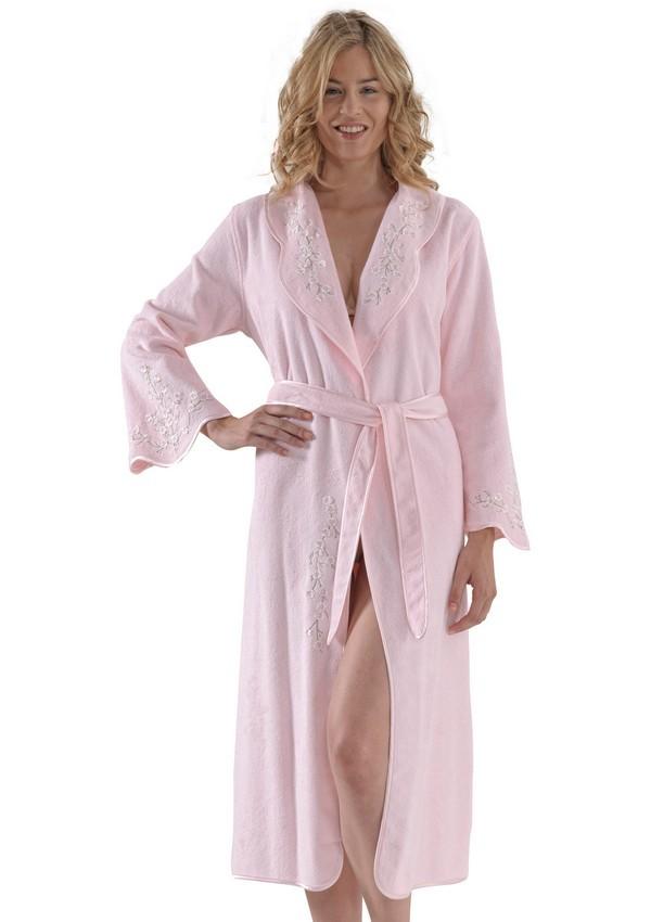 Махровые халаты RUYA - РУЯ бамбуковый женский халат Soft Cotton (Турция) RUYA__6_.jpg