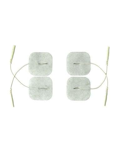 Электроды, накладки - Rimba Electro Adhesive Pads ( 4 Pieces)