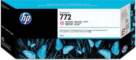 Картридж HP CN631A (№772) светло-пурпурный 300 мл.