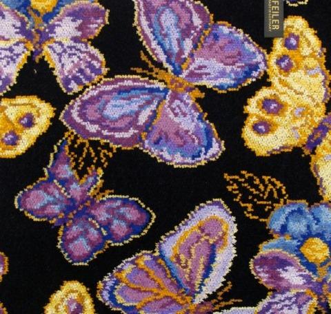 Элитный халат шенилловый Mariposa Gracia от Feiler