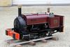 Garden Rail Паровоз Alice на колею 12,7 см, угольный